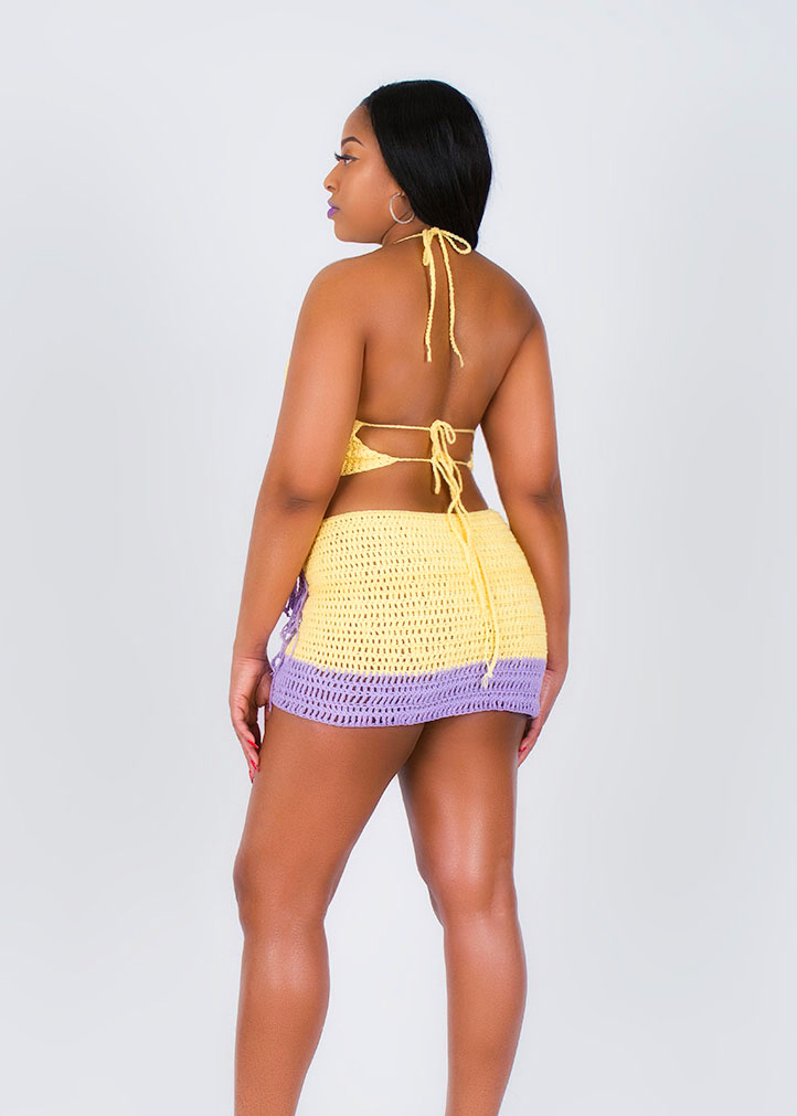 Yellow Party_Side View